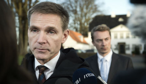 Danish populists hammered by EU expense scandal