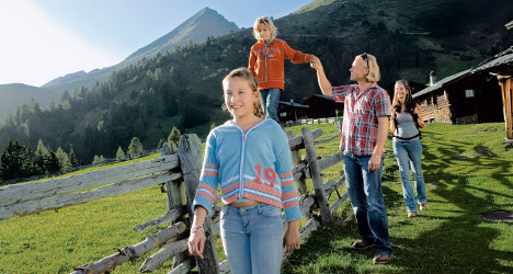 Report: Switzerland one of world's best places for girls