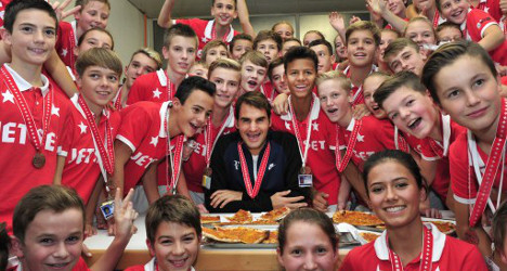 Swiss Indoors kicks off without champ Federer