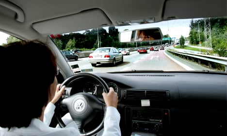 These stats show Swedish driving isn't so gender equal