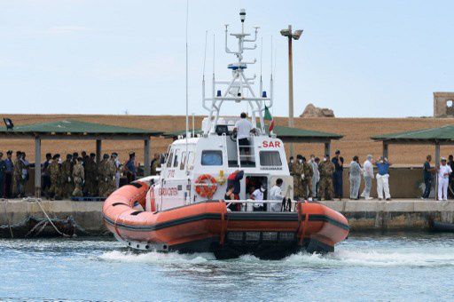 Italian 'heroes' probed for manslaughter over 2013 Lampedusa shipwreck