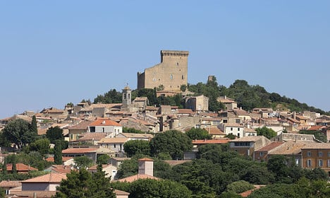 Medieval town in south of France upholds ban on UFOs