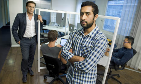 Show of support for tech talent told to leave Sweden