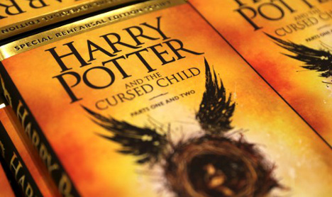 Finally! French fans go mad for Harry Potter translation