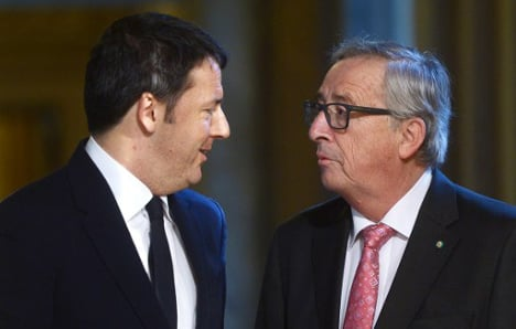 European Commission: Italy's budget is a 'real problem'