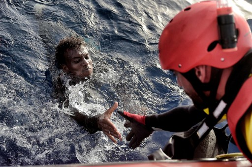 New photos show horror of the Mediterranean's never-ending migrant tragedy