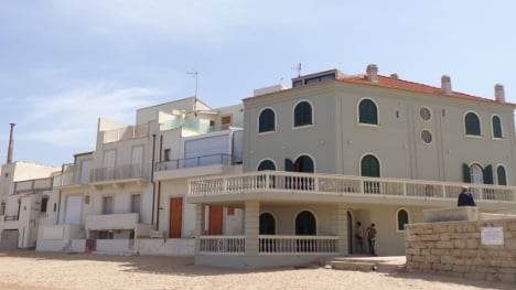 On the trail of Inspector Montalbano in Sicily