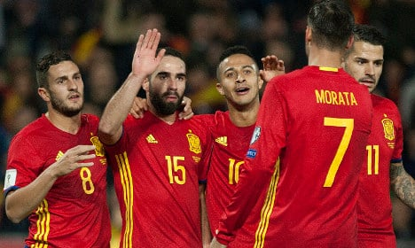 England boss hopes to emulate rivals Spain