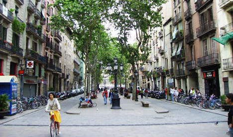 The six Spanish streets you just have to walk down