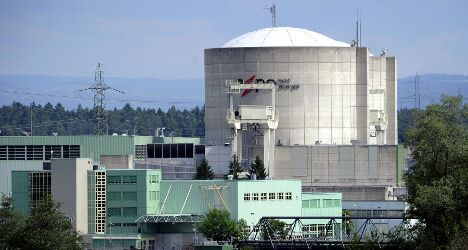 Crucial or 'chaotic'? Swiss debate nuclear withdrawal