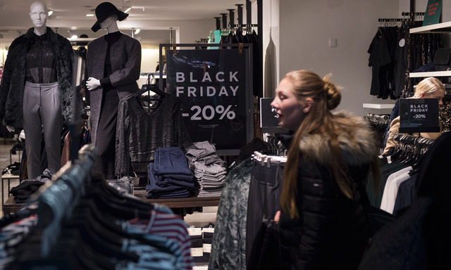Danes made Black Friday the biggest shopping day ever