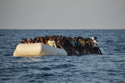 Another 100 migrants feared drowned in Mediterranean