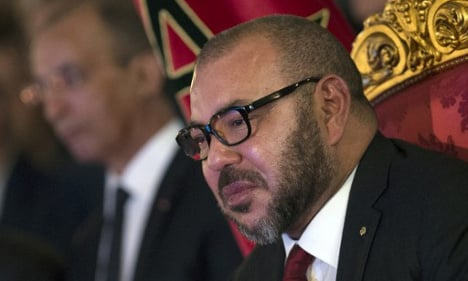Moroccan king to cover star's legal fees in French rape case
