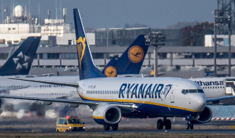 Ryanair to offer low-cost holiday flights from Frankfurt
