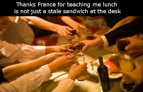 Twelve reasons why you'll love working in France