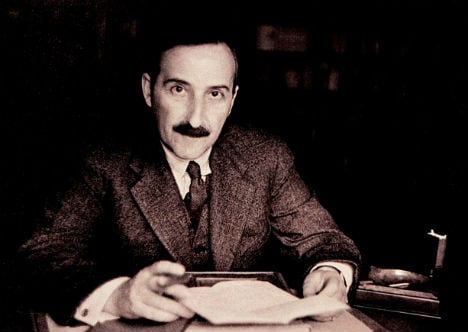 Letters show paternal side of literary giant Zweig
