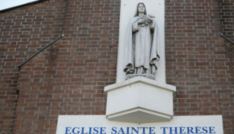 French court charges man over plan to attack church