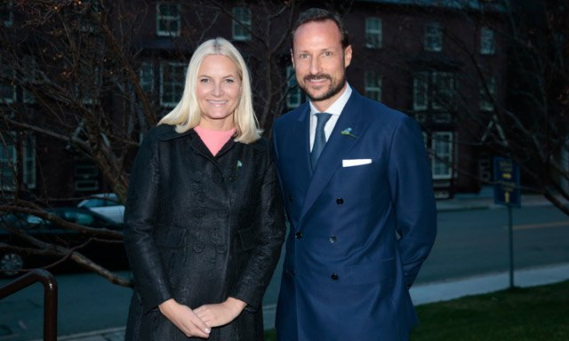 Norwegian Crown Prince: 'The Americans have chosen'
