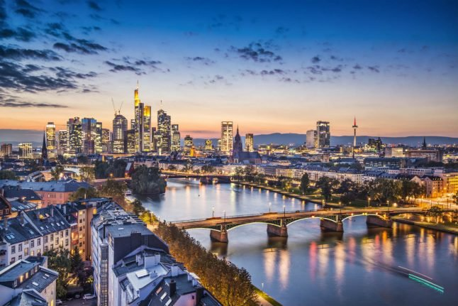 10 ways Frankfurt has changed from being dull to dynamic