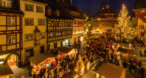 Ten Swiss Christmas markets you must visit this year