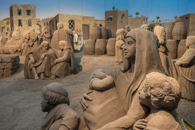 Nine quirky Christmas nativity scenes you can see in Italy