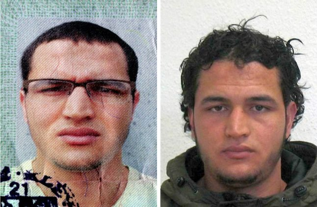 Berlin truck attacker 'considered going to Rome'