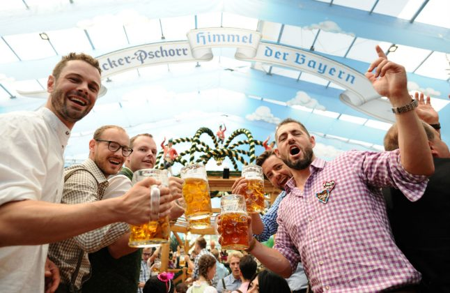 Yes, Bavaria just confirmed every cliché we have about it