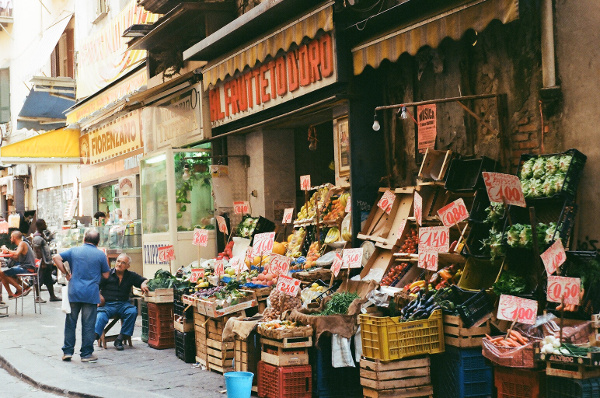 'How I fell in love with Naples, a city full of contrasts'