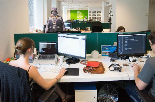 Revealed: The 'best companies' to work for in France