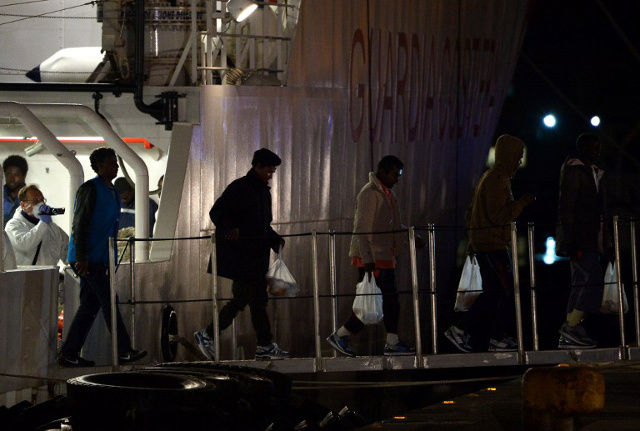 Migrant boat 'tomb' could go on show at Milan's cathedral