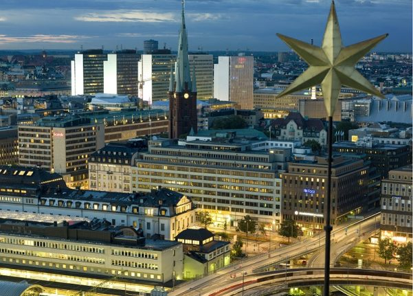 Startups lining up for space in Stockholm's first fintech hub
