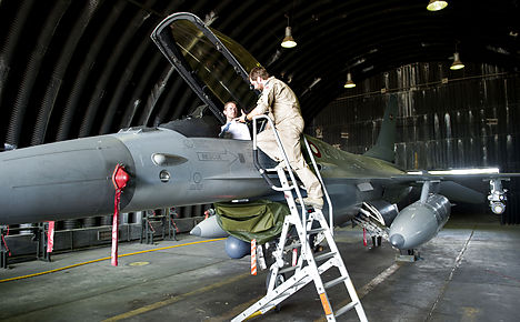 Denmark to pull fighter jets out of Syria and Iraq
