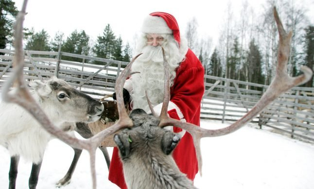 Norway's reindeer are shrinking due to climate change
