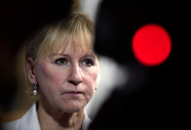 Sweden hits back at anti-Semitism accusations
