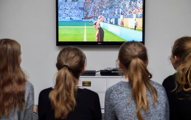 More than half of Sweden's kids are too inactive: study