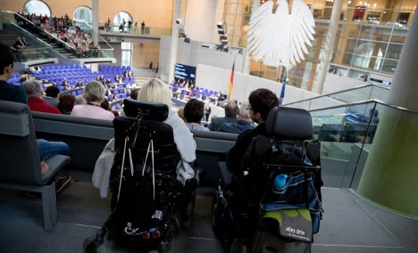 At last: Germany passes major disabled rights reform