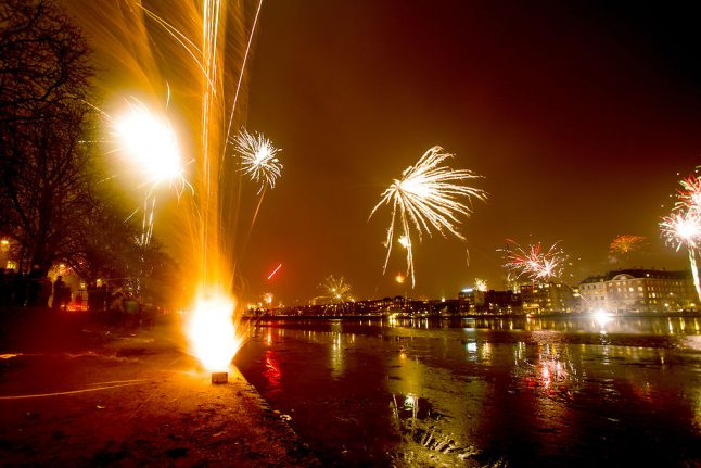 Copenhagen to ring in New Year under increased security