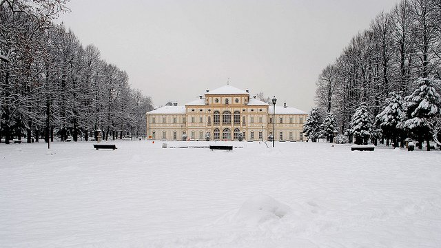Snow in northern Italy… but will it be a white Christmas?
