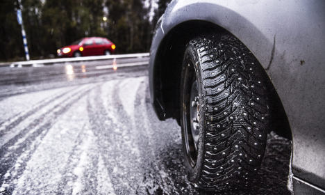 Beware ice, Swedes warned after string of accidents