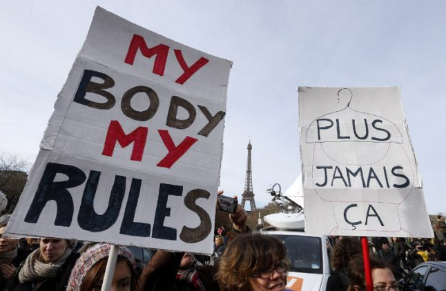 French plan to ban 'false' anti-abortion websites divides MPs