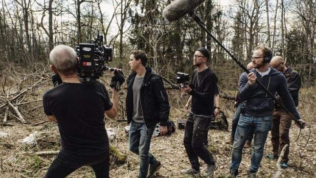 Stockholm's Silver Screen: 'The sky's the limit'