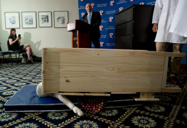 Ikea pays out $50m to parents over toddler deaths