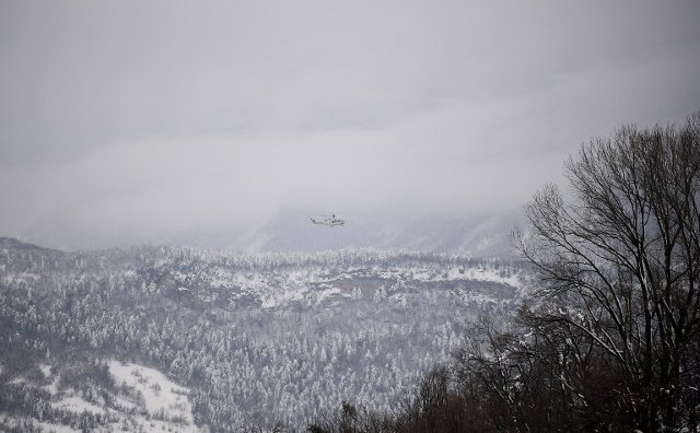 Snow and singing: How avalanche survivors made it through 40 hours in hotel wreckage