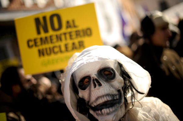 Portugal protests against Spain stockpiling nuclear waste near border