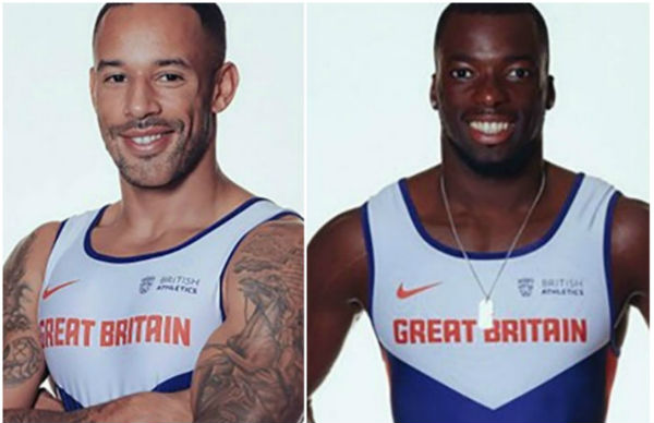British sprinters 'truly blessed' to be alive after motorbike crash on Tenerife
