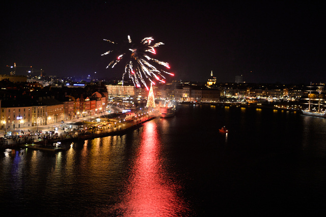 Stockholm just had its warmest New Year's Eve in 157 years