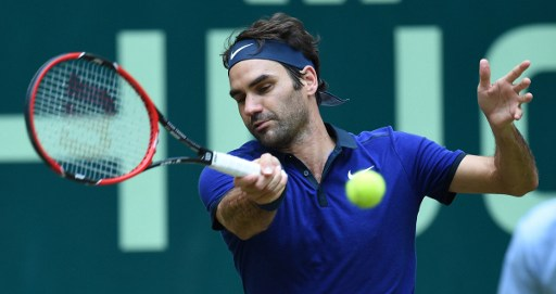 Swiss ace Federer 'surprises himself' by crushing rival