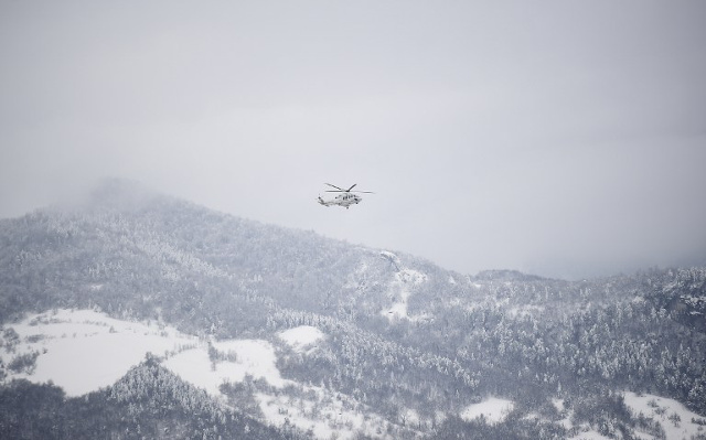 Survivors pulled from rubble in miracle avalanche rescue