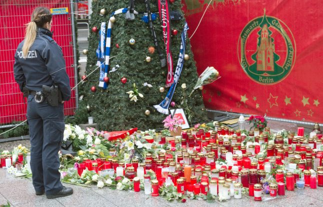 German parliament mulls possible mistakes made before Berlin attack