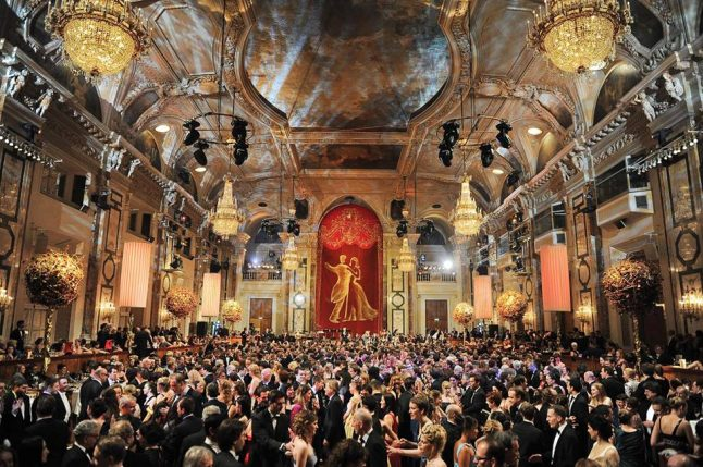What you need to know before attending a Viennese ball